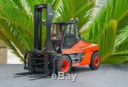 125 original Linde heavy forklift truck alloy forklift engineering machine