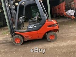 2.5 Tonne Linde Diesel Forklift Truck