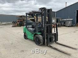 2.5T Diesel Forklift Truck not Hyster, Linde, Yale, Linde