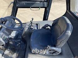2000 Linde H70 7 Ton Diesel Forklift Fork Truck