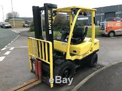 2013 Hyster H3.0FT Diesel Forklift Truck, Lift Truck Linde Toyota Yale