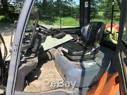 2013 Toyota Tonero 25 2.5ton Gas forklift Truck Not Linde Forklift Daewoo TPM