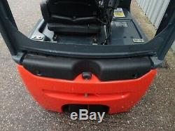 3w Linde E12 Used Electric Forklift Truck. (#2696)