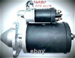 Anlasser Starter Für Linde & Massey Ferguson Perkins Diesel 12v 2,7kw 10z Neu