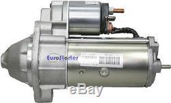 Anlasser Starter NEU Original VALEO D7R33=BOSCH 0001110066 VW AUDI SKODA 1.9TDI