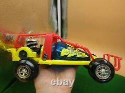 BIG 1/16 toy model FORK LIFT truck BRUDER linde NR MINT construction building