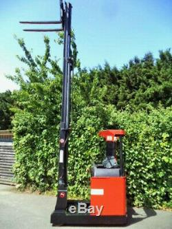 BT Reach Truck/Forklift- Electric -Like Linde, Hyster, Komatsu
