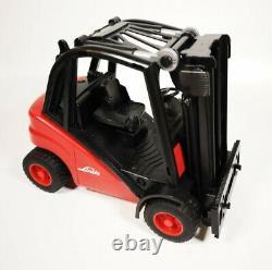 Bruder Linde Fork Lift Truck Children Kids Toy Model Scale 116 Missing Forks