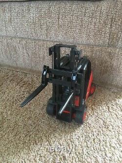 Bruder Linde Fork Lift Truck H30D Children Kids Toy Model Scale 116