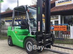 CESAB EX DEMO NEW Diesel Counterbalace Fork Lift Truck Linde Hyster DW0206