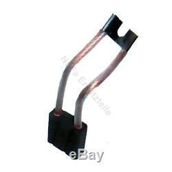 Carbon brush for Linde forklift, pallet trucks 32 x 32 x 12,5 mm (0009718124)