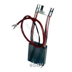 Carbon brush for Linde forklift, pallet trucks 40 x 32 x 12 mm (0009718137)