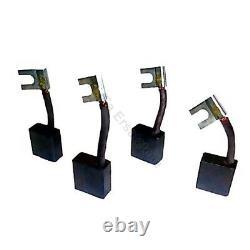 Carbon brushes for Linde forklift, pallet truck, engines 20 x 20 x 10 mm