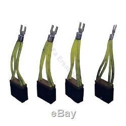 Carbon brushes for Linde forklift, pallet truck, engines 30 x 40 x 16 mm