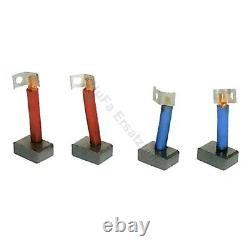 Carbon brushes for Linde forklift, pallet trucks 16,5 x 25 x 10 mm