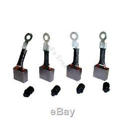 Carbon brushes for Linde forklift, pallet trucks 16 x 19,5 x 9 mm (0009718140)