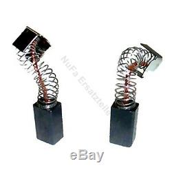 Carbon brushes for Linde forklift, pallet trucks 17,5 x 10 x 8 mm (0009718100)