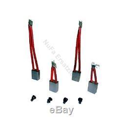 Carbon brushes for Linde forklift, pallet trucks 24,5 x 20 x 11 mm (3653574500)