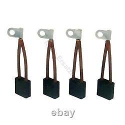 Carbon brushes for Linde forklift, pallet trucks 25,5 x 25,5 x 11 mm