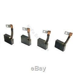 Carbon brushes for Linde forklift, pallet trucks 26,5 x 36 x 12 mm