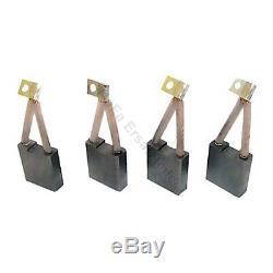 Carbon brushes for Linde forklift, pallet trucks 30,5 x 28 x 10 mm