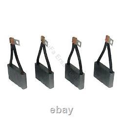 Carbon brushes for Linde forklift, pallet trucks 31 x 48 x 10 mm (0009718139)