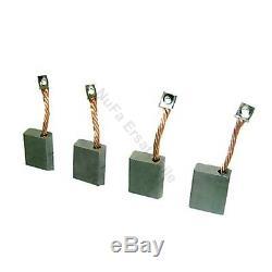 Carbon brushes for Linde forklift, pallet trucks 35 x 25,5 x 10 mm