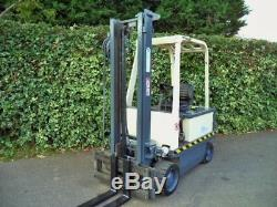 Climax Electric Counterbalance forklift truck. Not diesel, Linde, Atlet, Yale