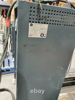 Curtis 48v 3 Phase 140 amp Forklift Truck Battery Charger HysterYale Linde