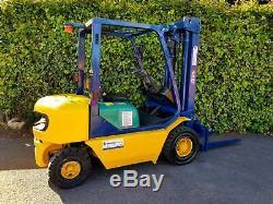 Diesel 2.5 ton Counterbalance Forklift Truck/ Like Caterpillar, Mitsubishi, Linde