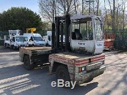 Diesel Forklift truck 4000kg Side Loader Like Linde Yale Cat Manitou Kalmar