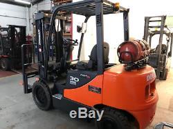 Doosan 3 Ton Gas Forklift Truck Linde/toyota/still/clark/caterpillar/mitsubishi