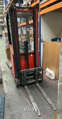 E10 Forklift truck / Stacker 2005 (Electric) Full Working Order