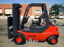 FTO531 Linde H30T-03 3000kg Gas Forklift Fork Lift Forktruck Fork Truck