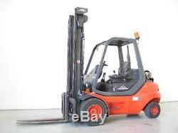 FTO534 Linde H30T 351 3000kg Gas Forklift Fork Lift Forktruck Fork Truck