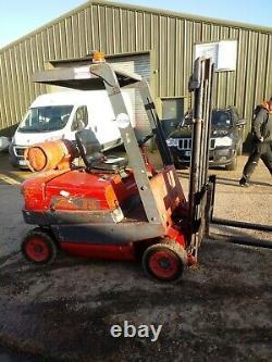 Fork Lift Truck Linde H15