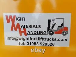 Fork Lift Truck Toyota Electric. Not Nissan Mitsubishi Linde. 5 FBE 18. 1800kg