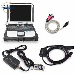 Forklift Truck Diagnostic Tool Linde Canbox Doctor Pathfinder Software Laptop