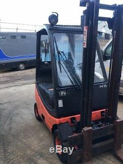 Forklift Truck Diesel Linde H16D