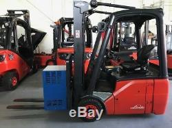 Forklift Truck Linde E16/still/toyota/caterpillar/hyster/mitsubishi