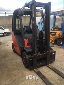 Forklift Truck Linde H25D 2.5 Ton Diesel