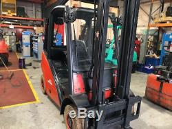 Forklift Truck Linde H25d Diesel