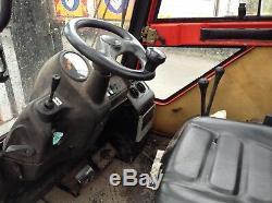 Forklift Truck Linde H30D 3 Ton Diesel cab sides heaters
