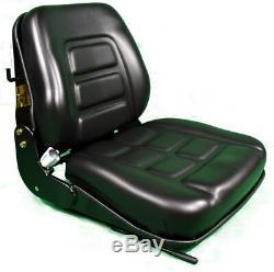 Forklift Truck Seat Hyster Cat Nissan Clark Mitsubishi Lansing Linde Komatsu