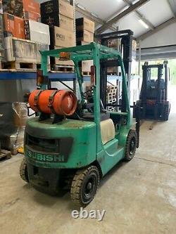 Forklift truck Mitubishi MITZI FG20