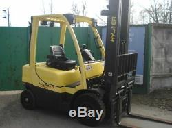 HYSTER H2.0FT Fork Lift Truck Toyota Hyster Linde Yale DW0502