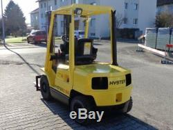 HYSTER H2.50XM Diesel Counterbalace Fork Lift Truck Linde Hyster DW0202