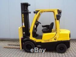 HYSTER H3.00FT Fork Lift Truck Toyota Hyster Linde Yale DW0586