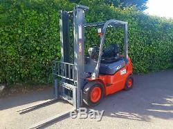 Heli 2t Diesel Counterbalance Forklift Truck/ Year 2015/ Like Linde, Hyster, Cat
