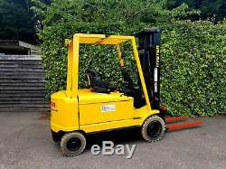 Hyster 2.5 ton Electric Forklift Truck-Lift Height 5.5 Meters-Like Linde Toyota